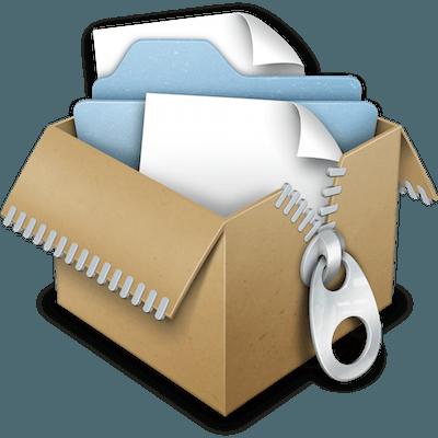 BetterZip 3.1.2 – удобная работа с архивами