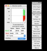 IPNetMonitorX 2.6.7 — инструментарий устранения неисправностей Сети