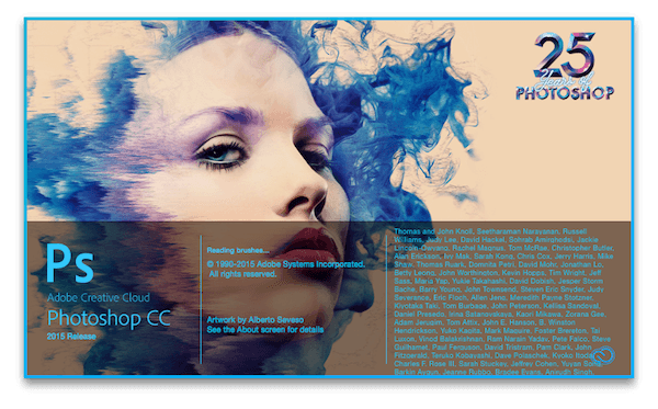 Adobe Photoshop CC 2015.5.1 (17.0.1) for Mac