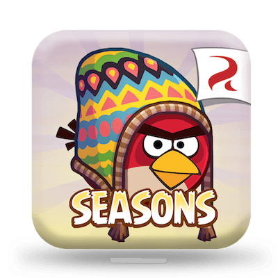 Angry Birds Seasons 4.1 для Mac OS