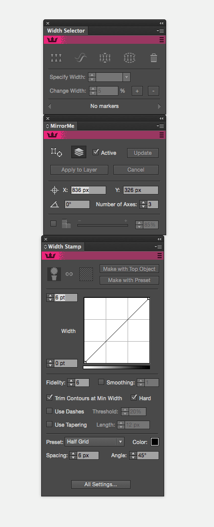 Astute Graphics Plug-ins Bundle 1 0 5 for Adobe™ Illustrator™ CC
