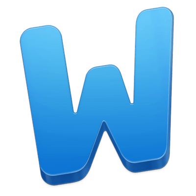 Set for MS Word 2.2