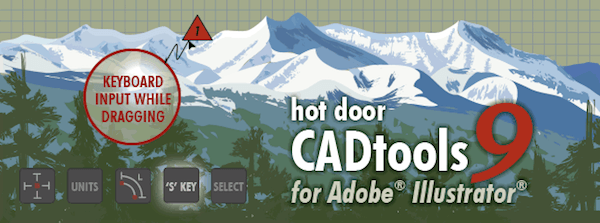 Hot Door CADtools 9.1