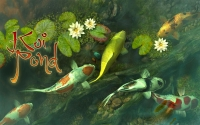 Koi Pond 3D 1.2.0