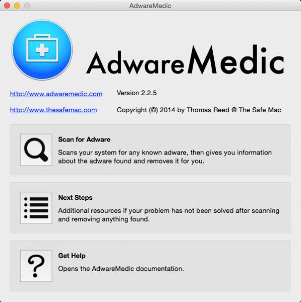 AdwareMedic 2.2.5