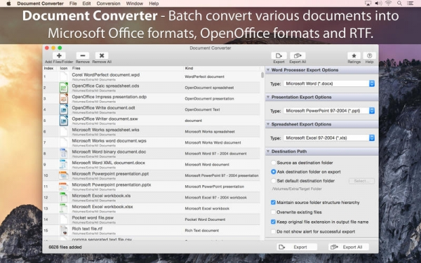 Document Converter 1.2