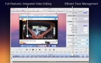 Screenium 3.1.2 - сделать съемку экрана на Маке