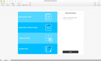 Wondershare PDFelement with OCR for Mac 5.6.0