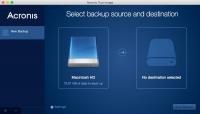Acronis True Image 2015 v1.0.6725 for Mac