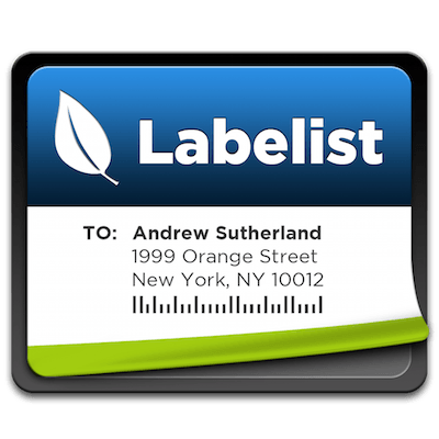 Labelist 9.0.4
