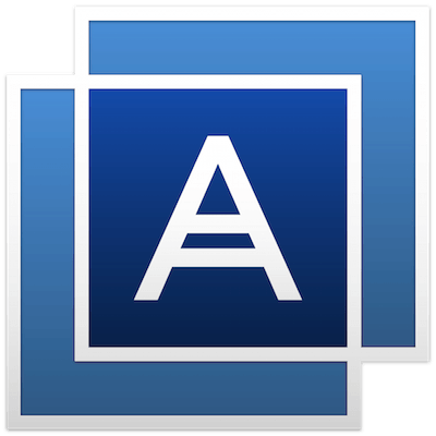 Acronis True Image for Mac 2016