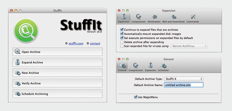Stuffit expander for Mac OS - Apple Community