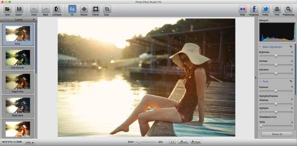 Photo Effect Studio Pro for Mac 4.1.3