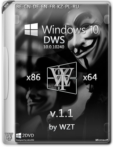 Windows 10 DWS v1.1