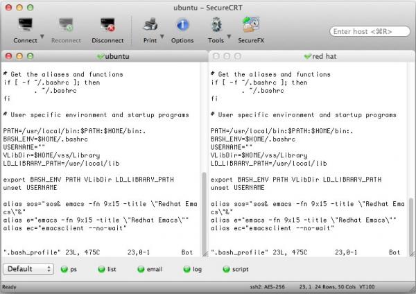 SecureCRT and SecureFX 8.0.3