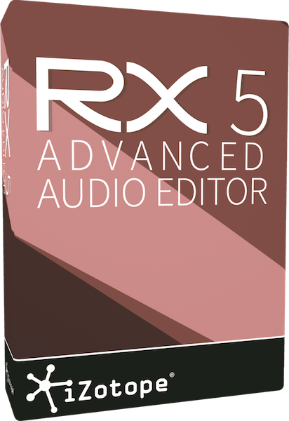 iZotope RX 5 Advanced Audio Editor