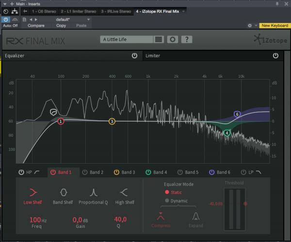 IZotope RX Final Mix v1.02