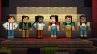 Minecraft: Story Mode - A Telltale Games Series (ep.1-7)