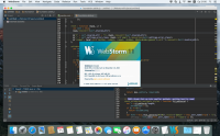 JetBrains WebStorm 11.0.3