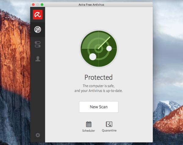 Avira Free Mac Security v3.2.3.37