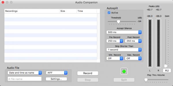 Audio Companion 1.4.8