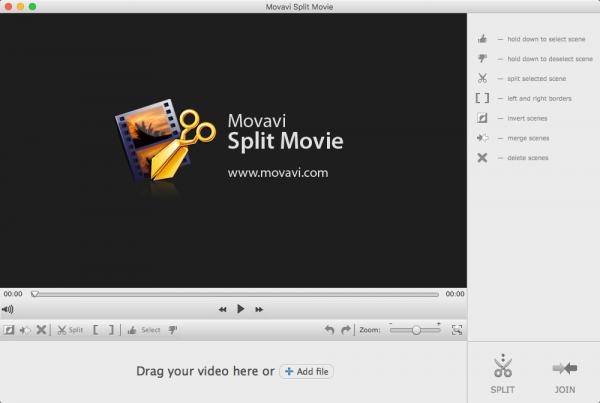Movavi Split Movie 1.0.0