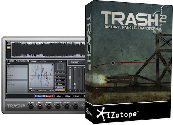 iZotope Trash 2 v2.05