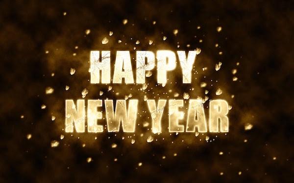 Новогодние обои 2016