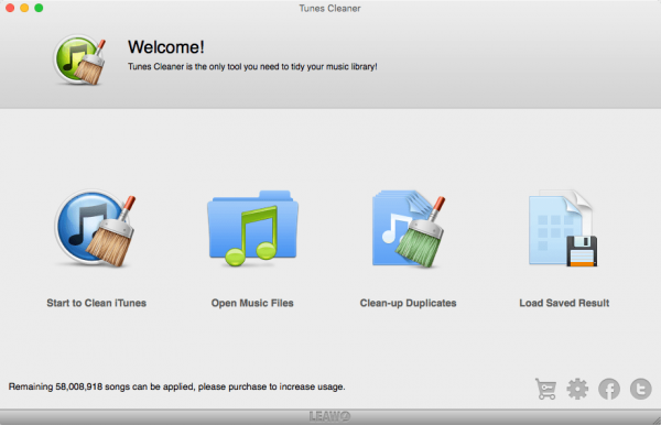 Tunes Cleaner 3.3.5