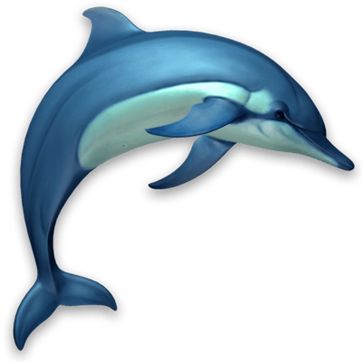 Dolphins 3D 1.1.0 - скринсейвер для Mac OS