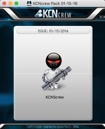 KCNcrew Pack 10-15-16