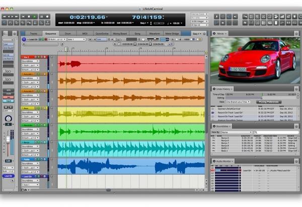 Motu Digital Performer 9.0.1