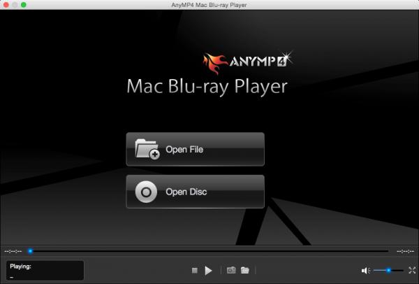 AnyMP4 Mac Blu-ray Player 6.2.66