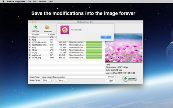 Reduce Image Size 2.3.2