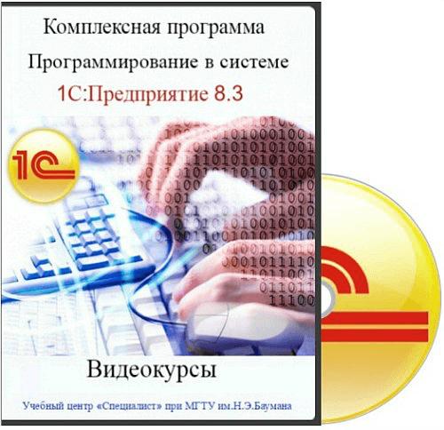 Комплексная программа. Программирование в системе 1С:Предприятие 8.3