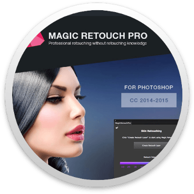 Magic Retouch Pro plug-in for Photoshop 3.8.1