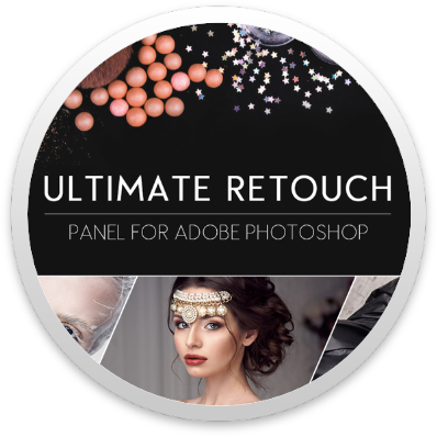 Ultimate Retouch 2.0 panel Photoshop