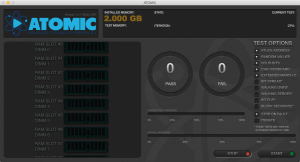 Micromat ATOMIC 1.0.2