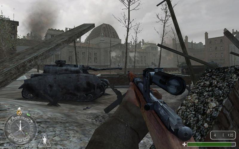 скачать игру Call Of Duty 1 через торрент бесплатно на русском - фото 10