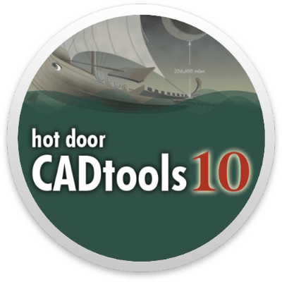 Hot Door CADTools 10.1.1