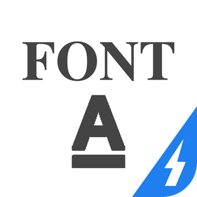 Developer Font Tool 10.2