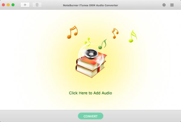 NoteBurner iTunes DRM Audio Converter 2.0.6