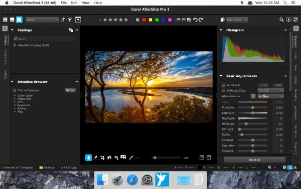 Corel AfterShot Pro 3.0.0.123
