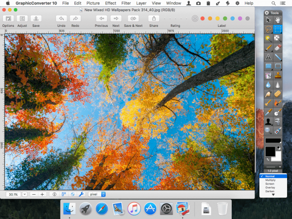 GraphicConverter 10.2