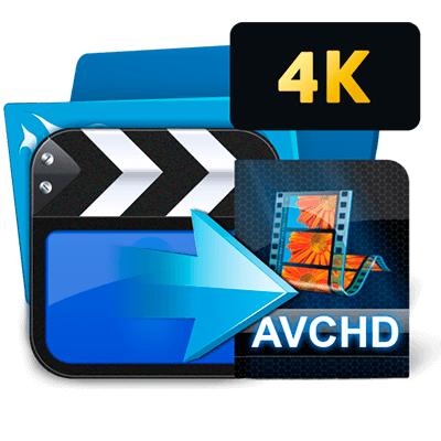 AnyMP4 AVCHD Converter 6.2.17