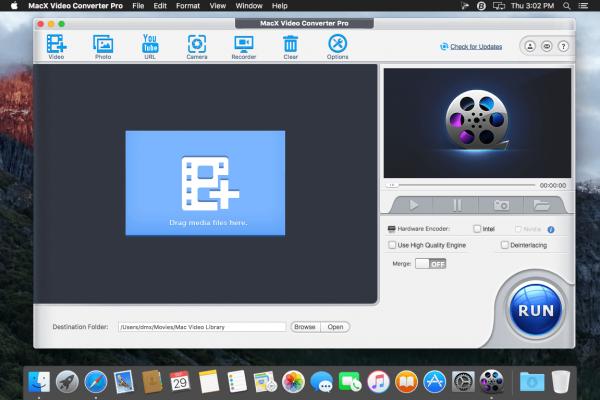 MacX Video Converter Pro 6.0.0
