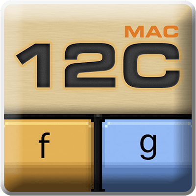12C Financial Calculator 2.4.0