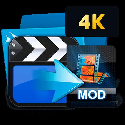 AnyMP4 MOD Converter v6.2.19