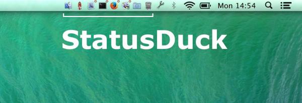 StatusDuck 0.84
