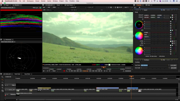 The Foundry NUKE STUDIO 10.0v5